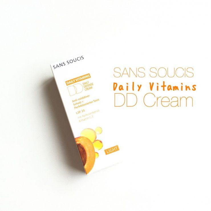Sans Soucis Daily Vitamins DD Cream