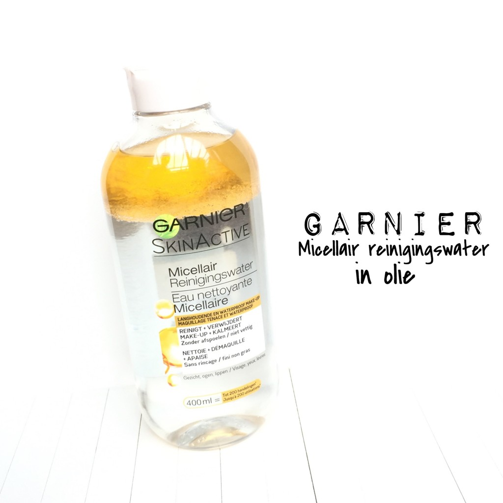 Garnier Micellair Reinigingswater in Olie
