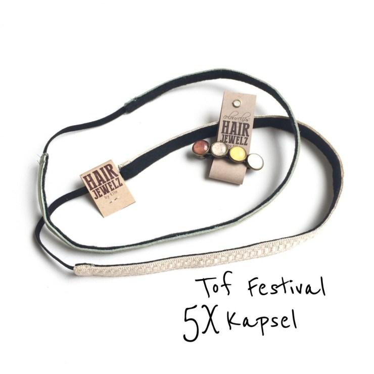 5x Tof Festival Kapsel