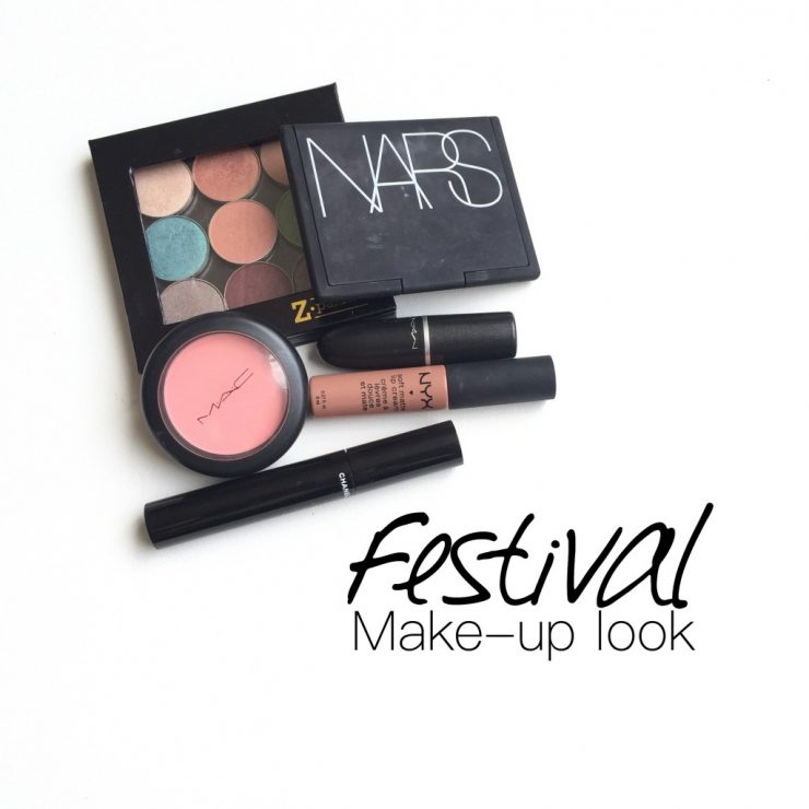 Festival Make-Up Look
