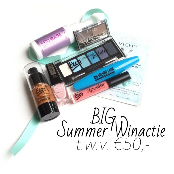 BIG Summer Winactie