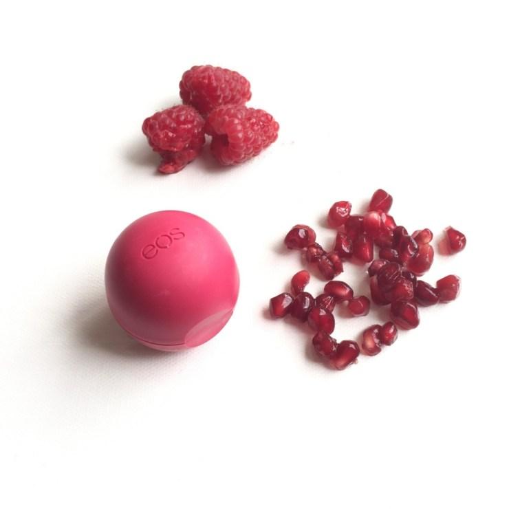 EOS Pomegranate Raspberry
