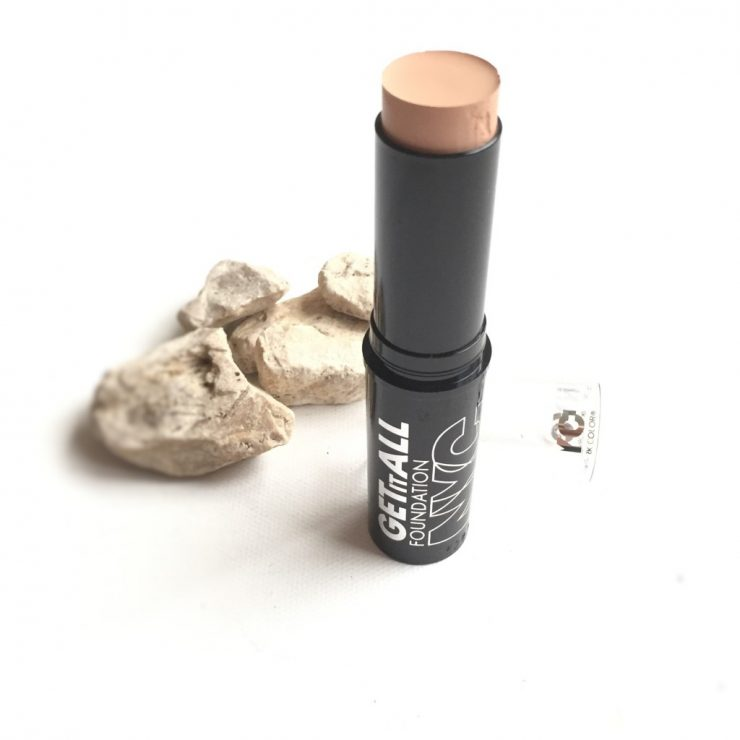 NYC Get It All Foundation Stick 002 Ivory