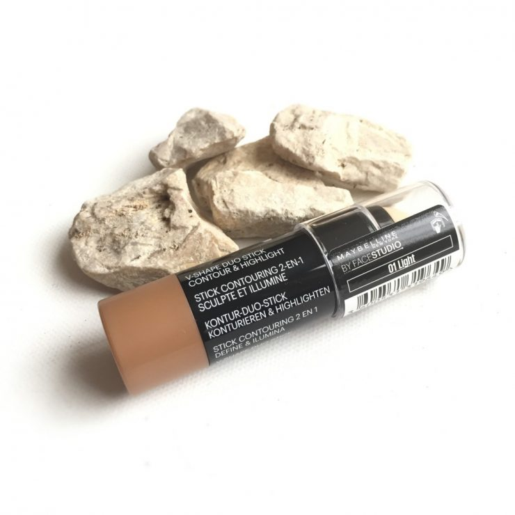 Maybelline V-Shape Duo Stick Contour & Highlight