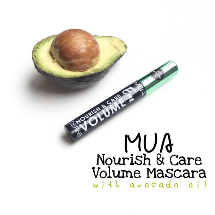 MUA Nourish & Care Volume Mascara