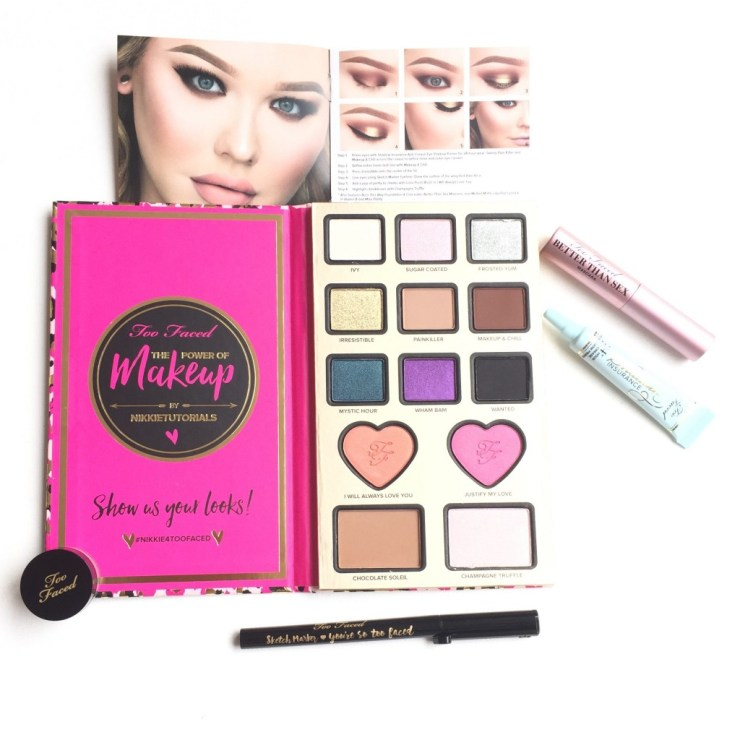 Too Faced The Power of Makeup By Nikkie Tutorials