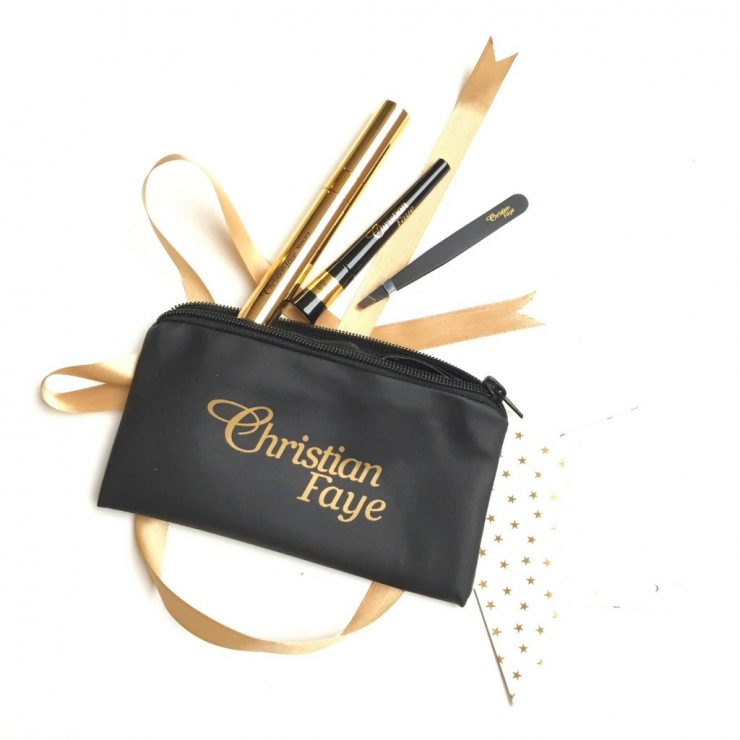 Christian Faye Celebration Eyes Gift Set