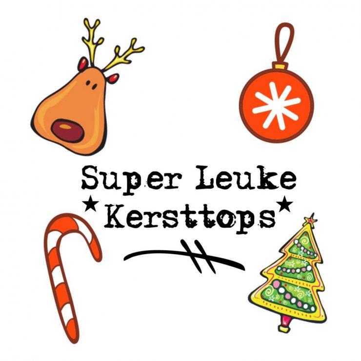 Super Leuke Kersttops