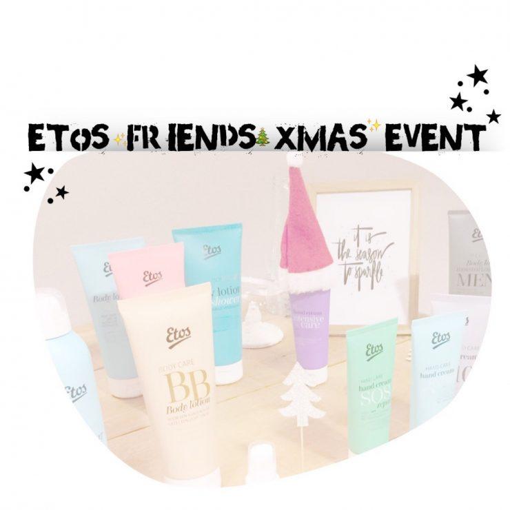Etos Friends Xmas Event