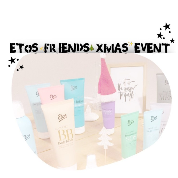 Etos Friends Xmas Event
