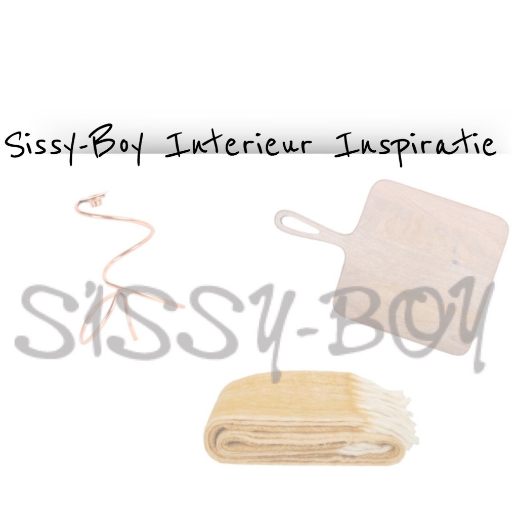 Sissy-Boy Interieur Inspiratie