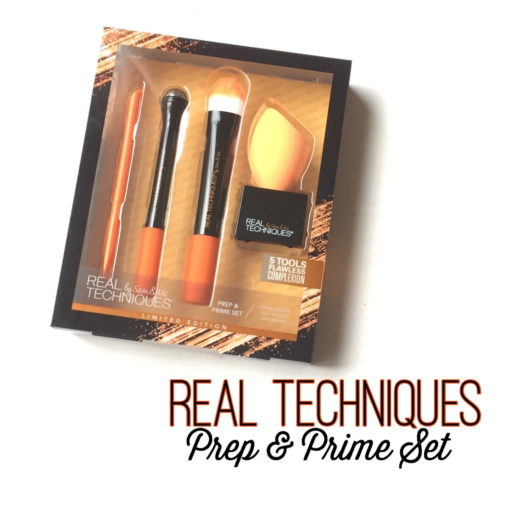 Real Techniques Prep & Prime Set