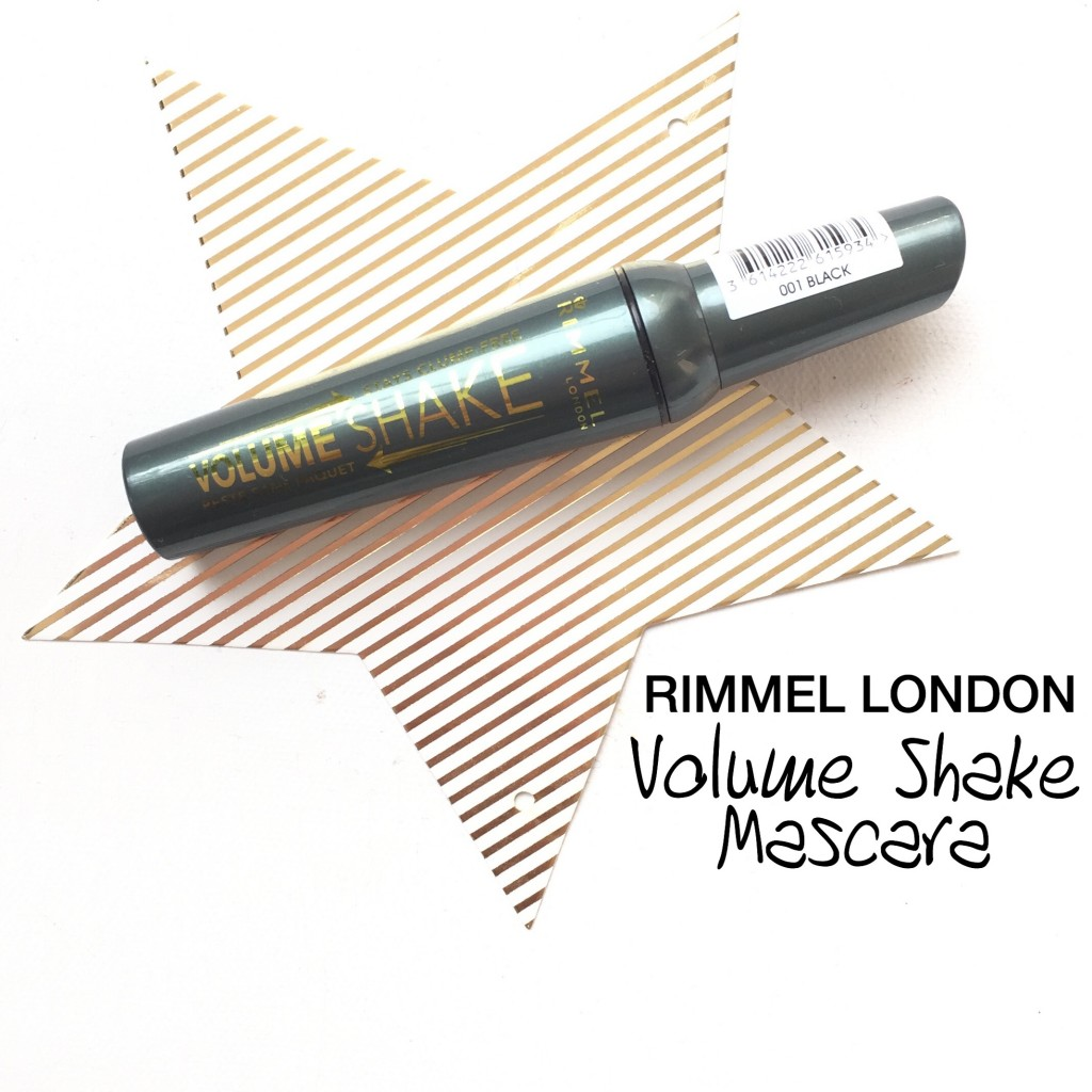 Rimmel London Volume Shake Mascara