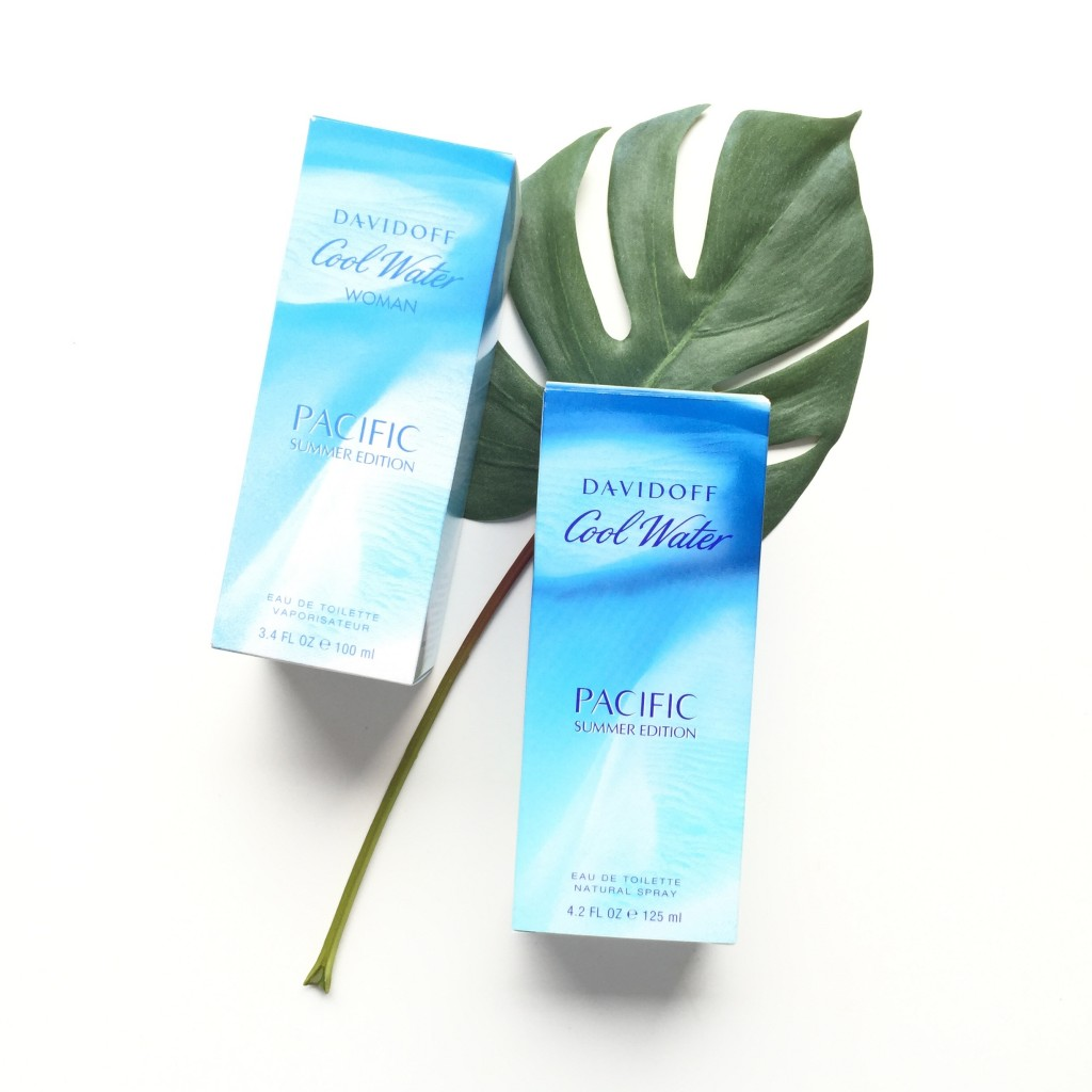 DAVIDOFF Cool Water PACIFIC Summer Editions