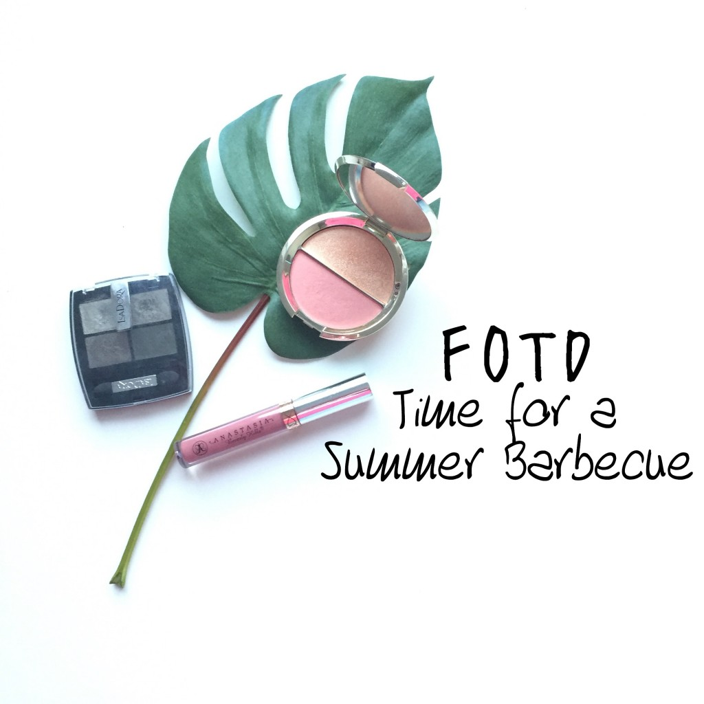 FOTD Time for a Summer Barbecue
