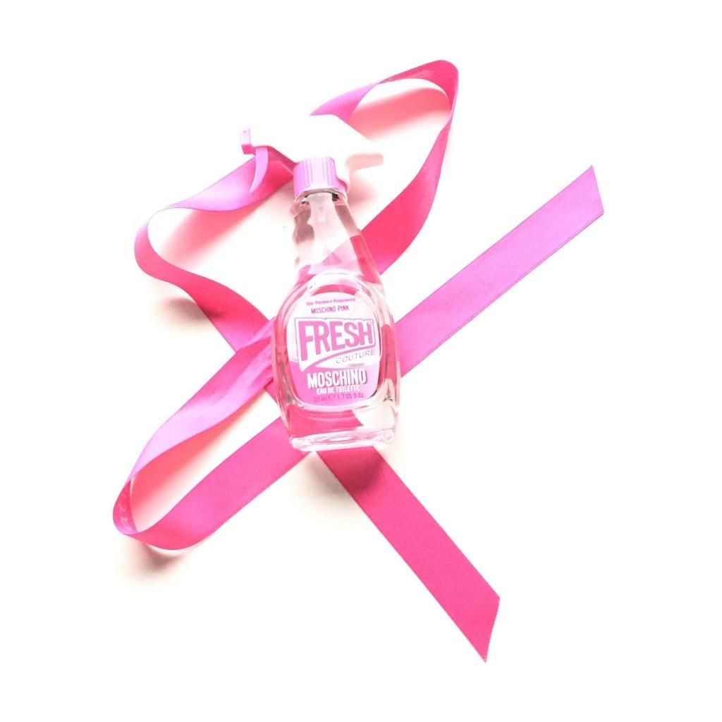 Moschino Pink Fresh Couture Eau de Toilette