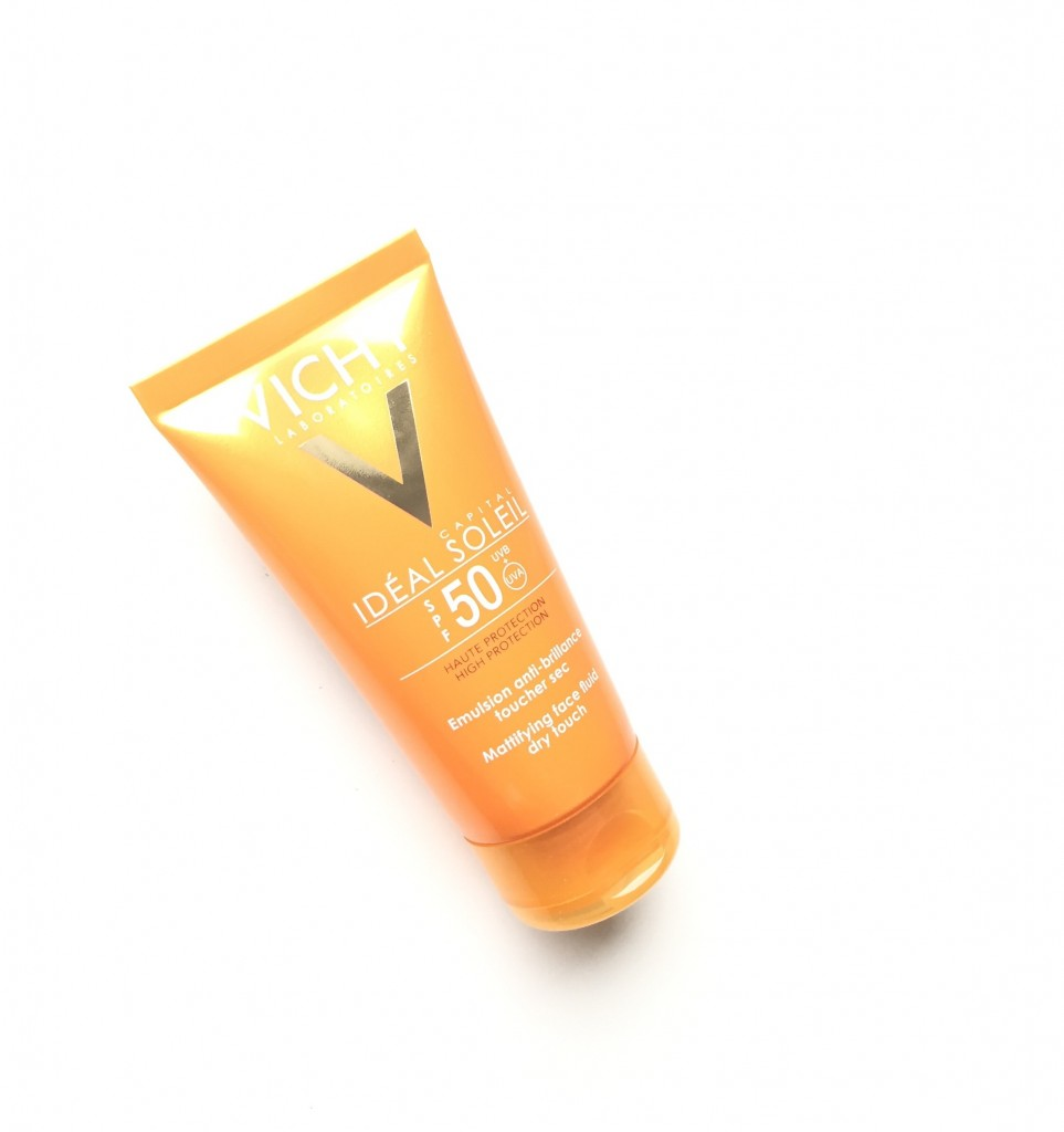 Vichy Idéal Soleil Crème Dry Touch SPF 50