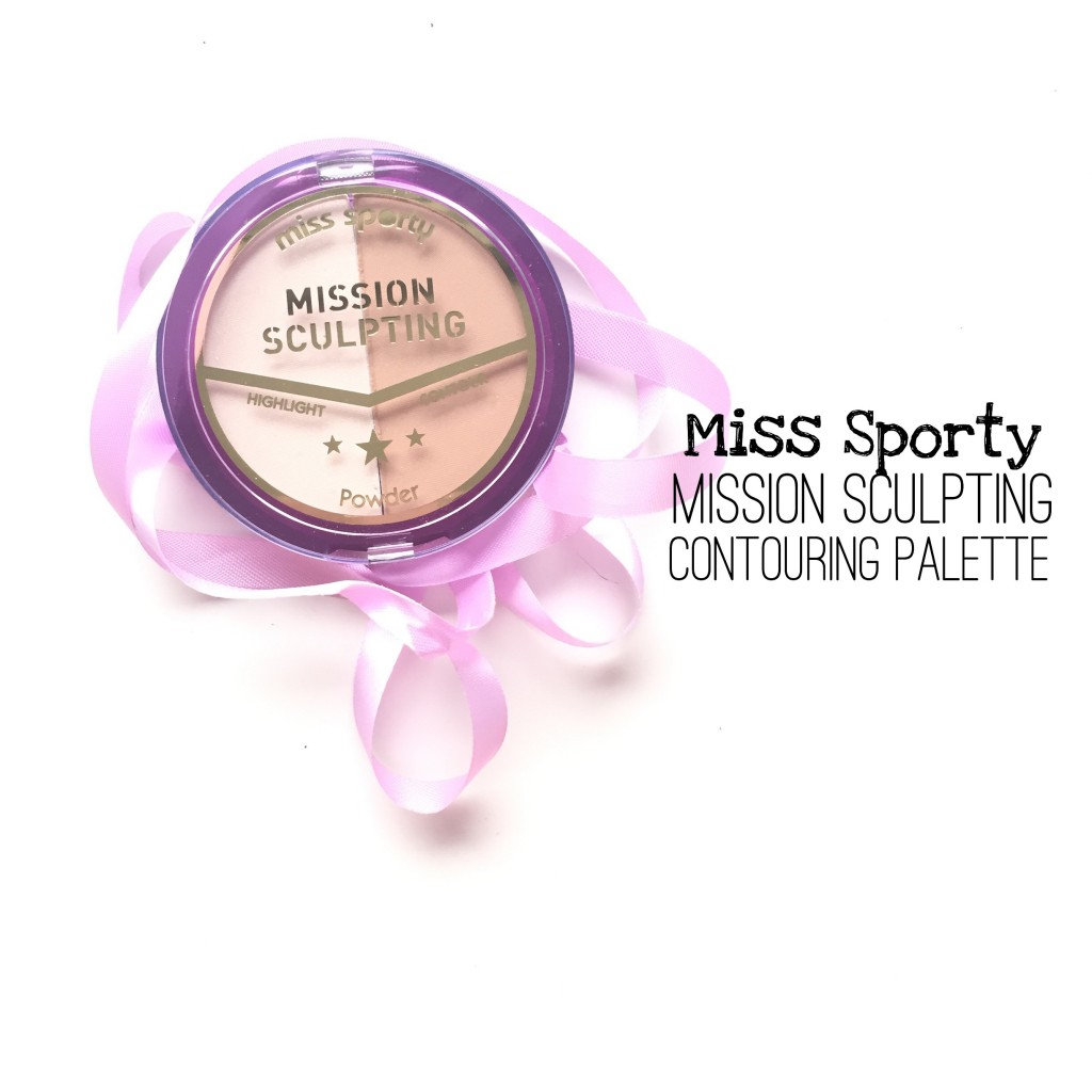 Miss Sporty Mission Sculpting Contouring Palette