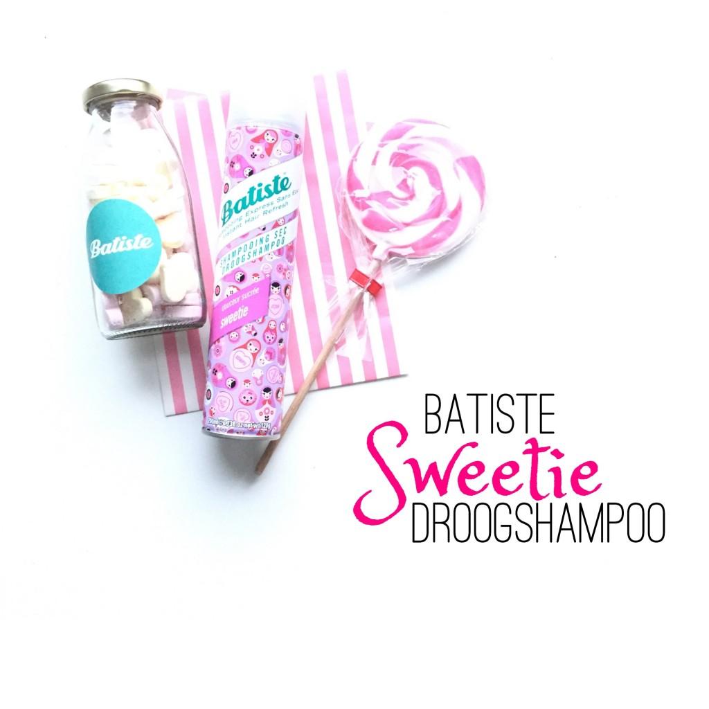Batiste Sweetie Droogshampoo