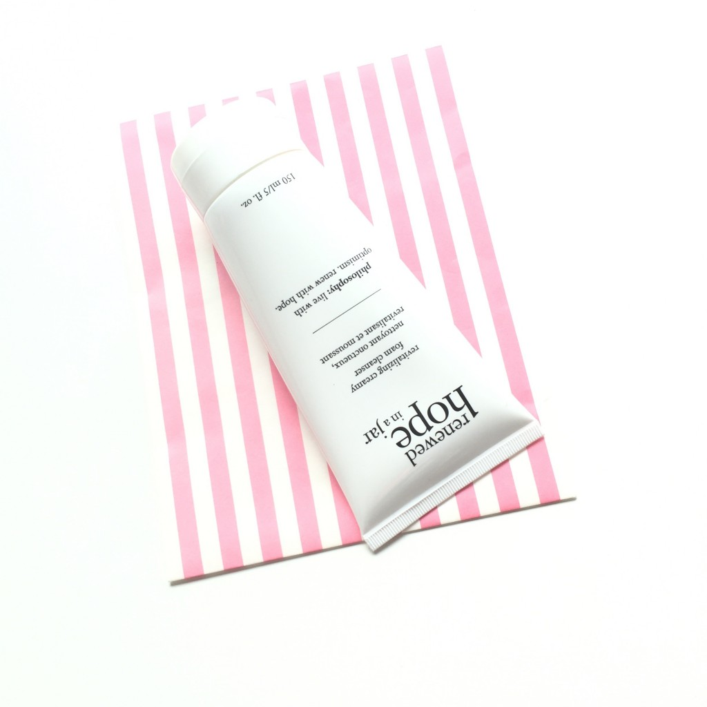 Philosophy Revitalizing Creamy Foam Cleanser