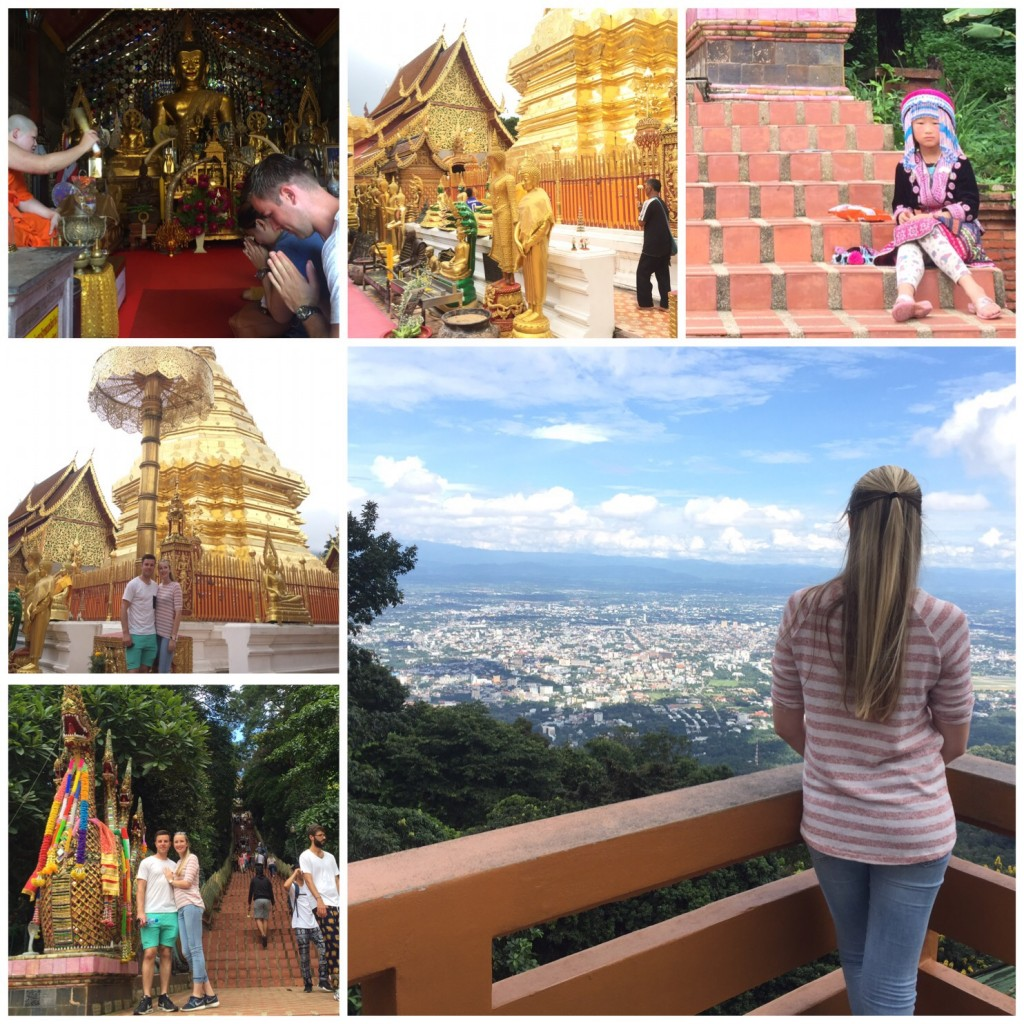 Rondreis door Thailand