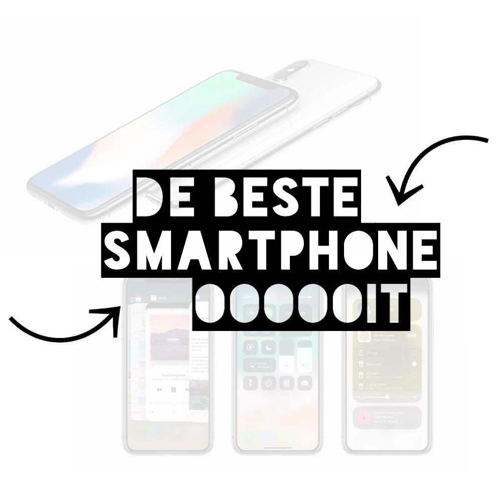 De beste smartphone ooit