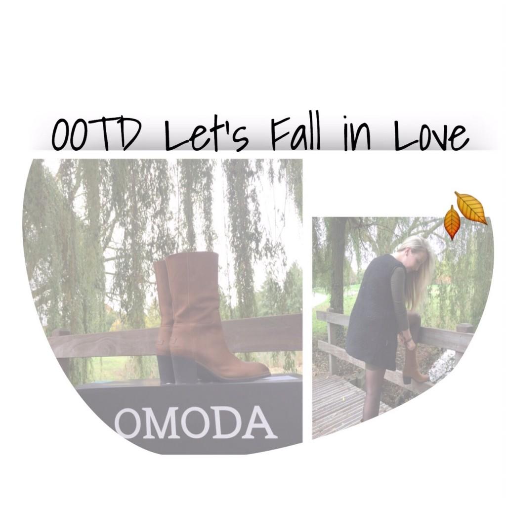 OOTD Let's Fall in Love