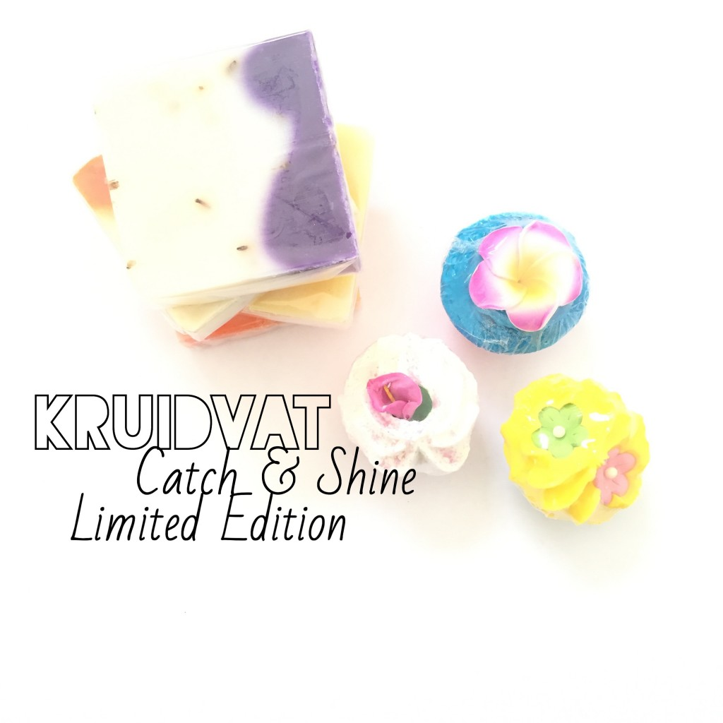 Kruidvat Catch & Shine Limited Edition