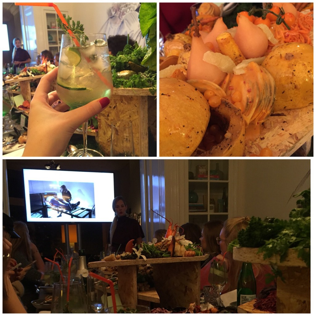 Etos Friends Trend Tasting Dinner