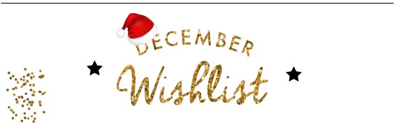 My Jewellery December Wishlist