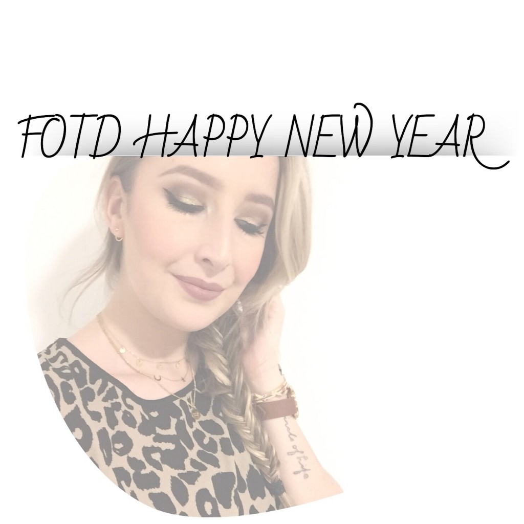 FOTD Happy New Year