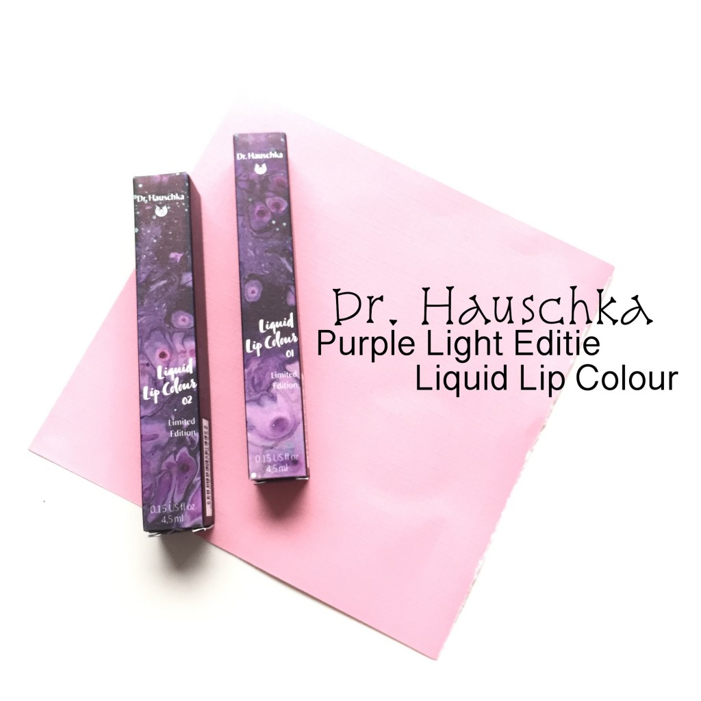 Dr. Hauschka Purple Light Editie Liquid Lip Colour