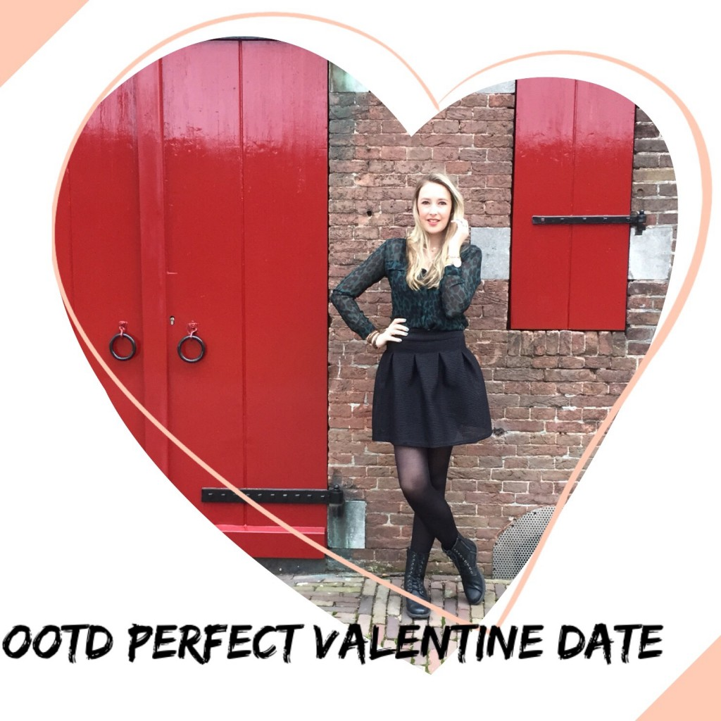 OOTD Perfect Valentine Date