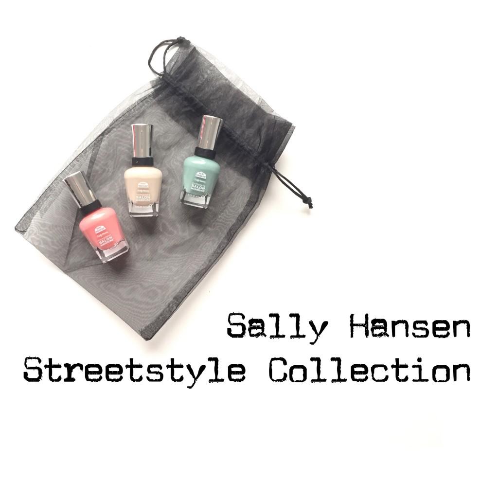 De nieuwe Sally Hansen Streetstyle Collection