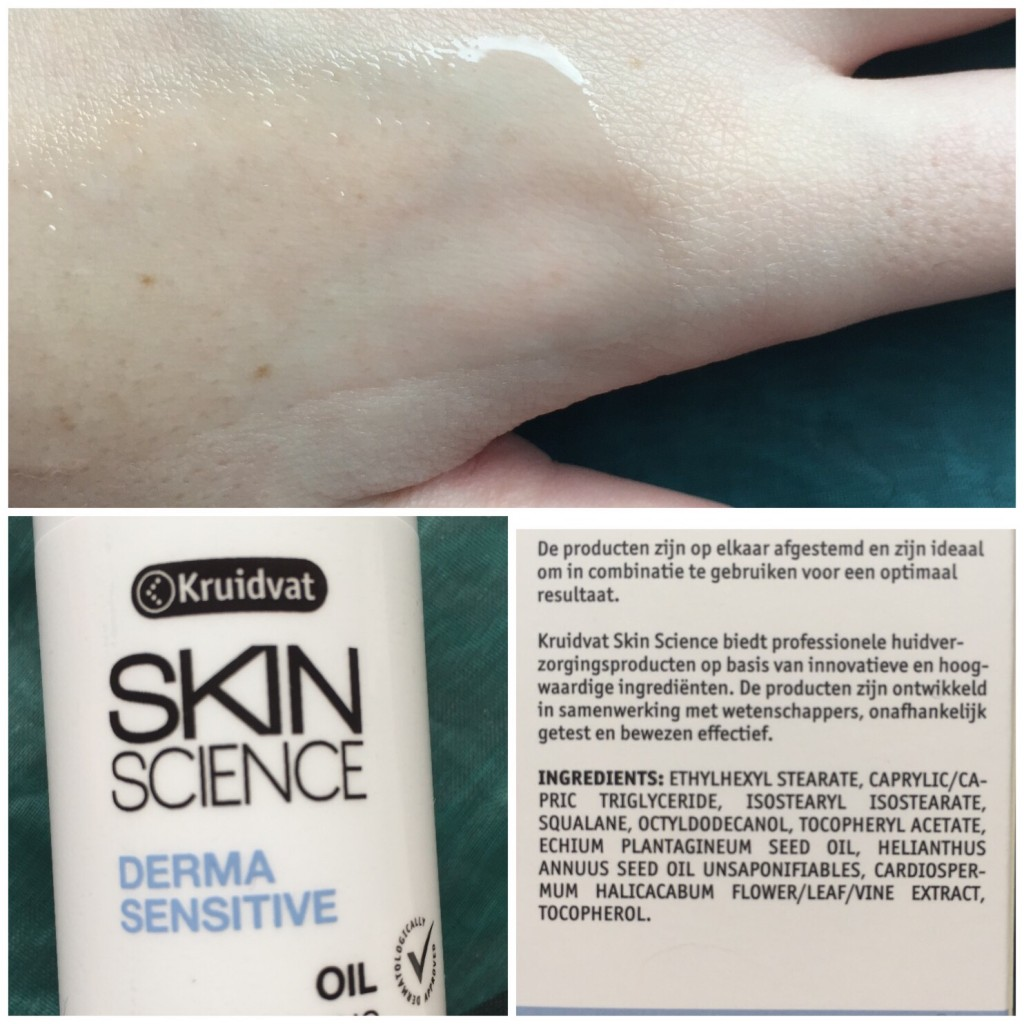 Kruidvat Skin Science Derma Sensitive
