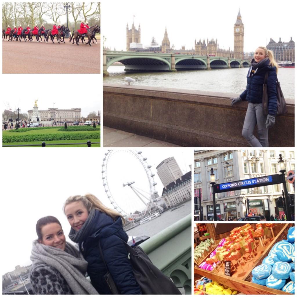Ik wil heel graag terug naar Londen!
