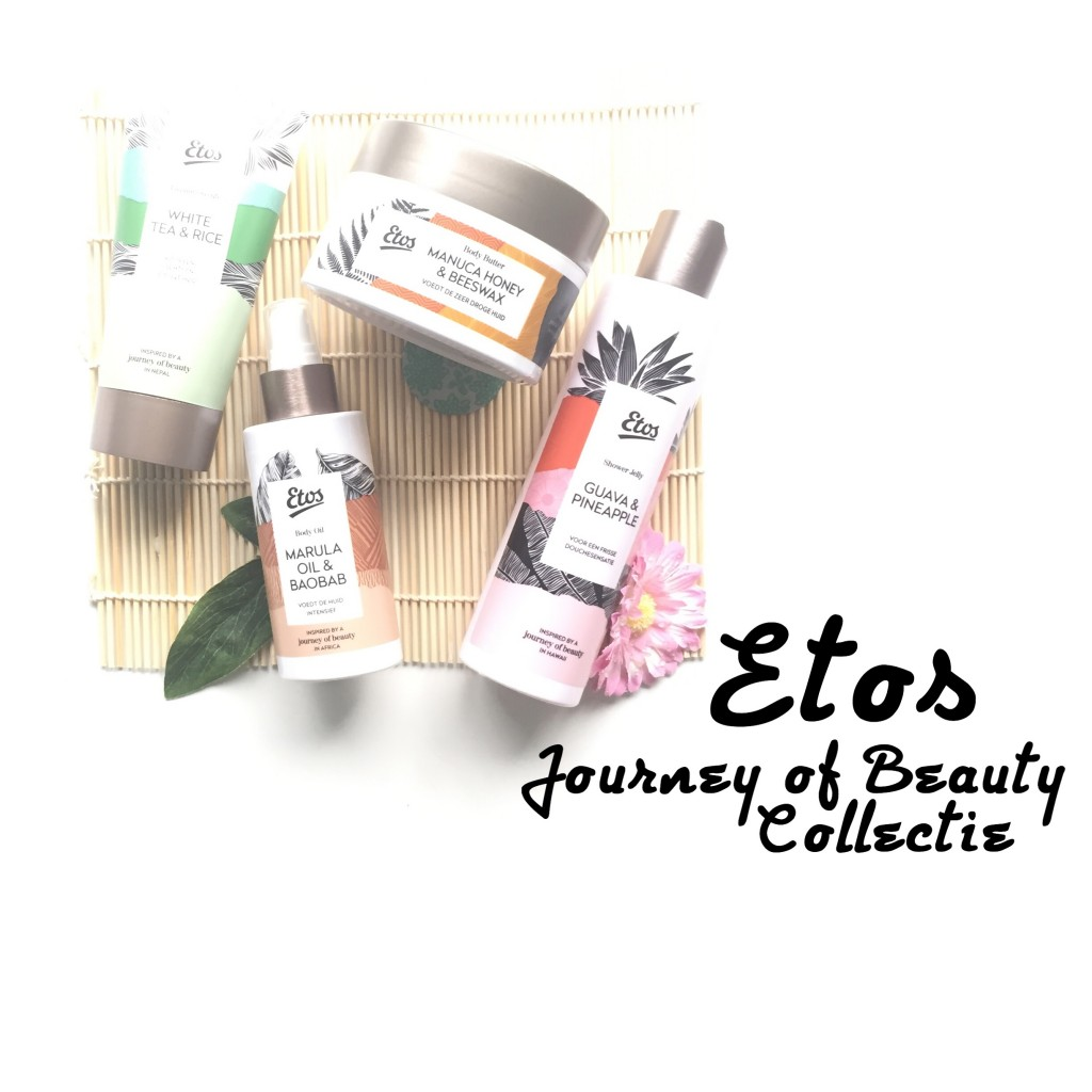 Etos Journey of Beauty collectie
