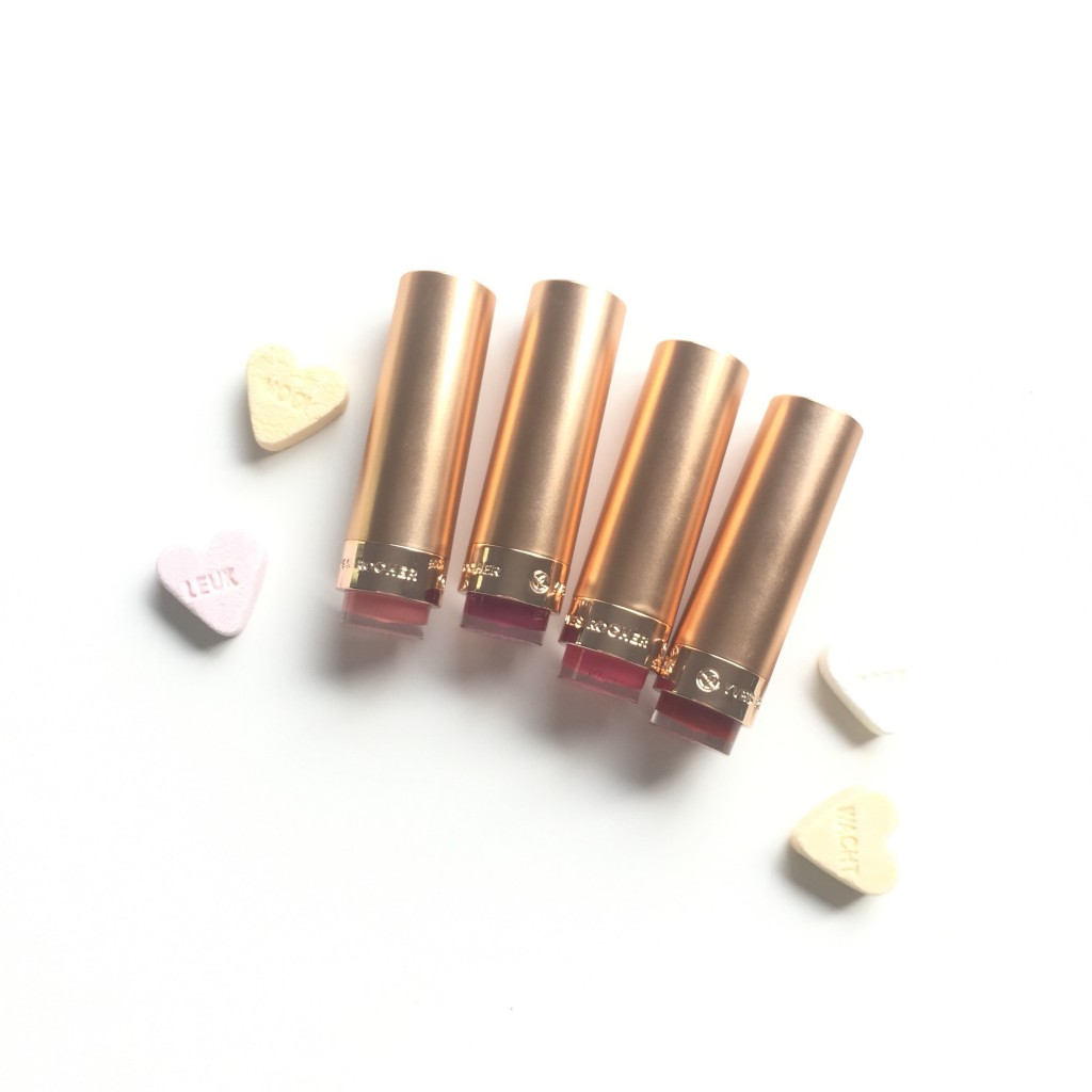 Yves Rocher Grand Rouge Mat Lipstick