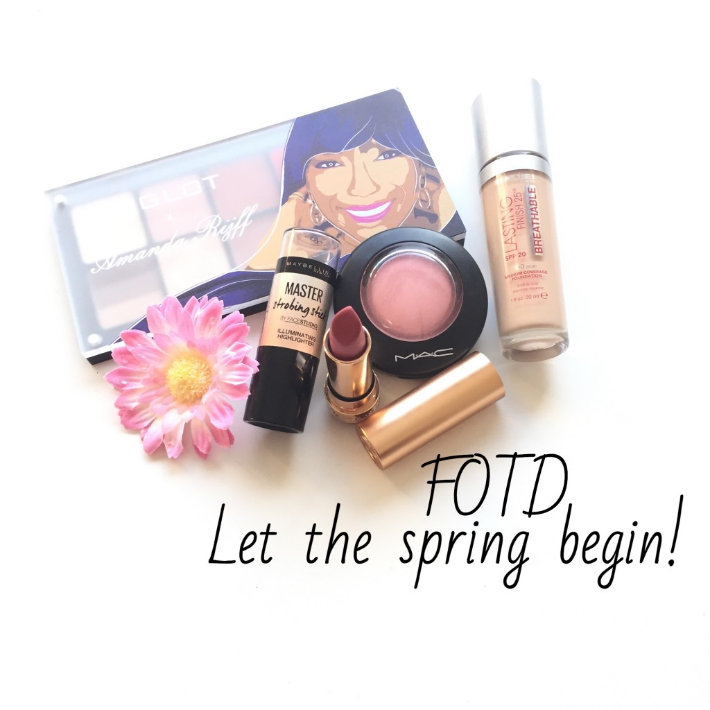 FOTD Let the Spring begin!
