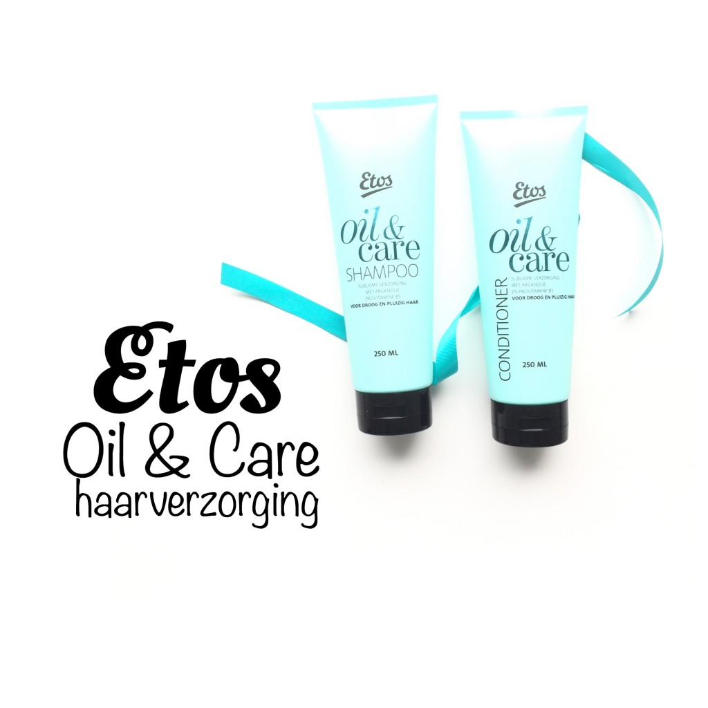 Etos Oil & Care Haarverzorging