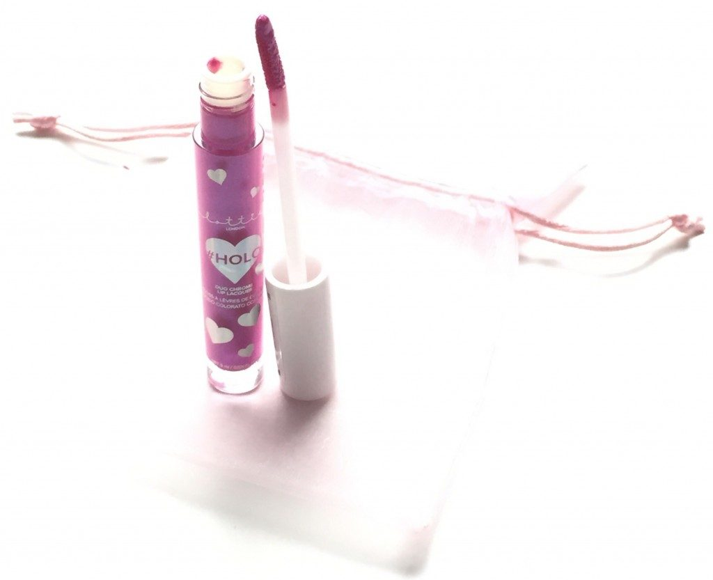 Lottie London #Holo Duo Chrome Lipgloss