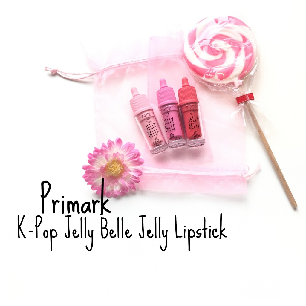 Primark K-Pop Jelly Belle Jelly Lipstick