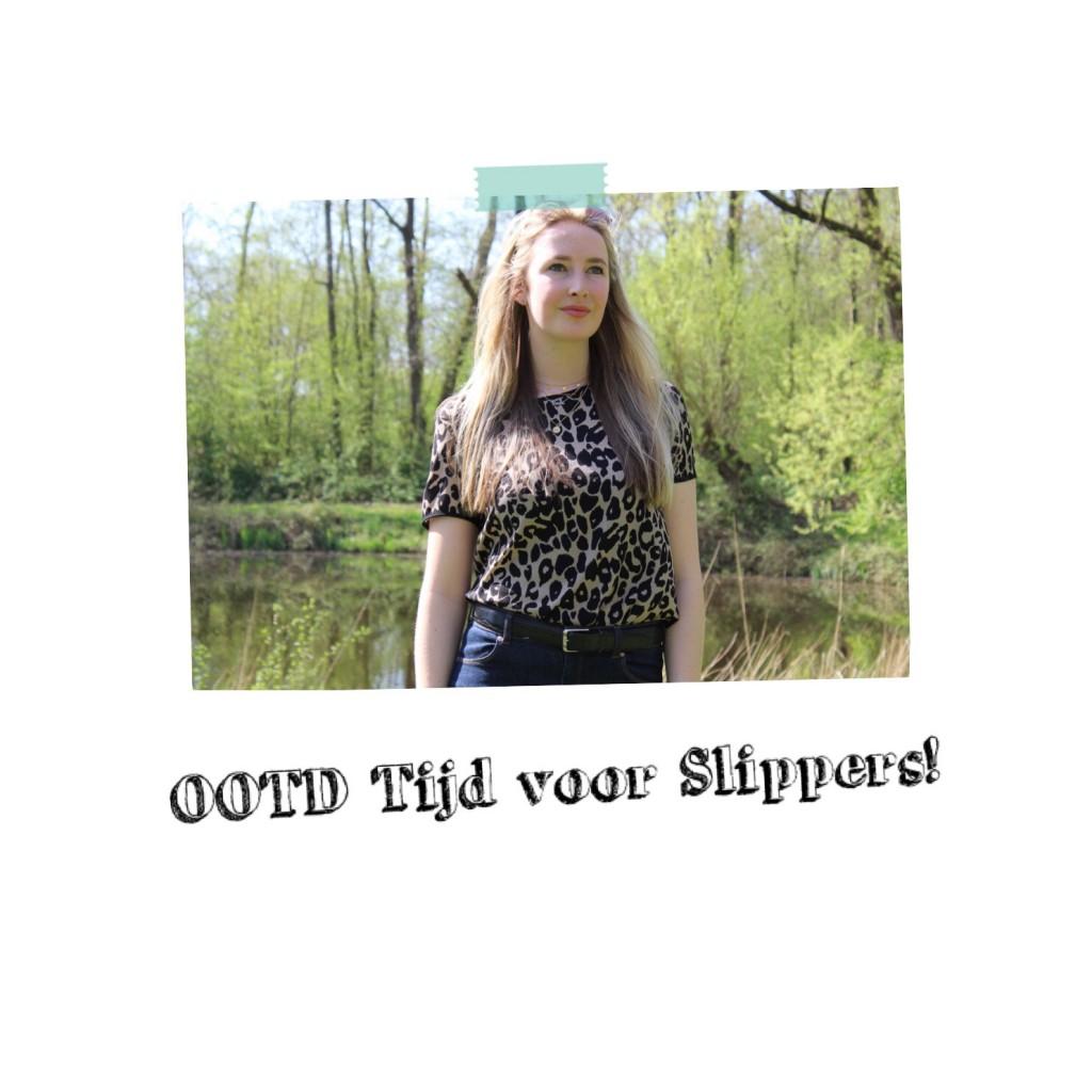 OOTD Tijd voor Slippers!