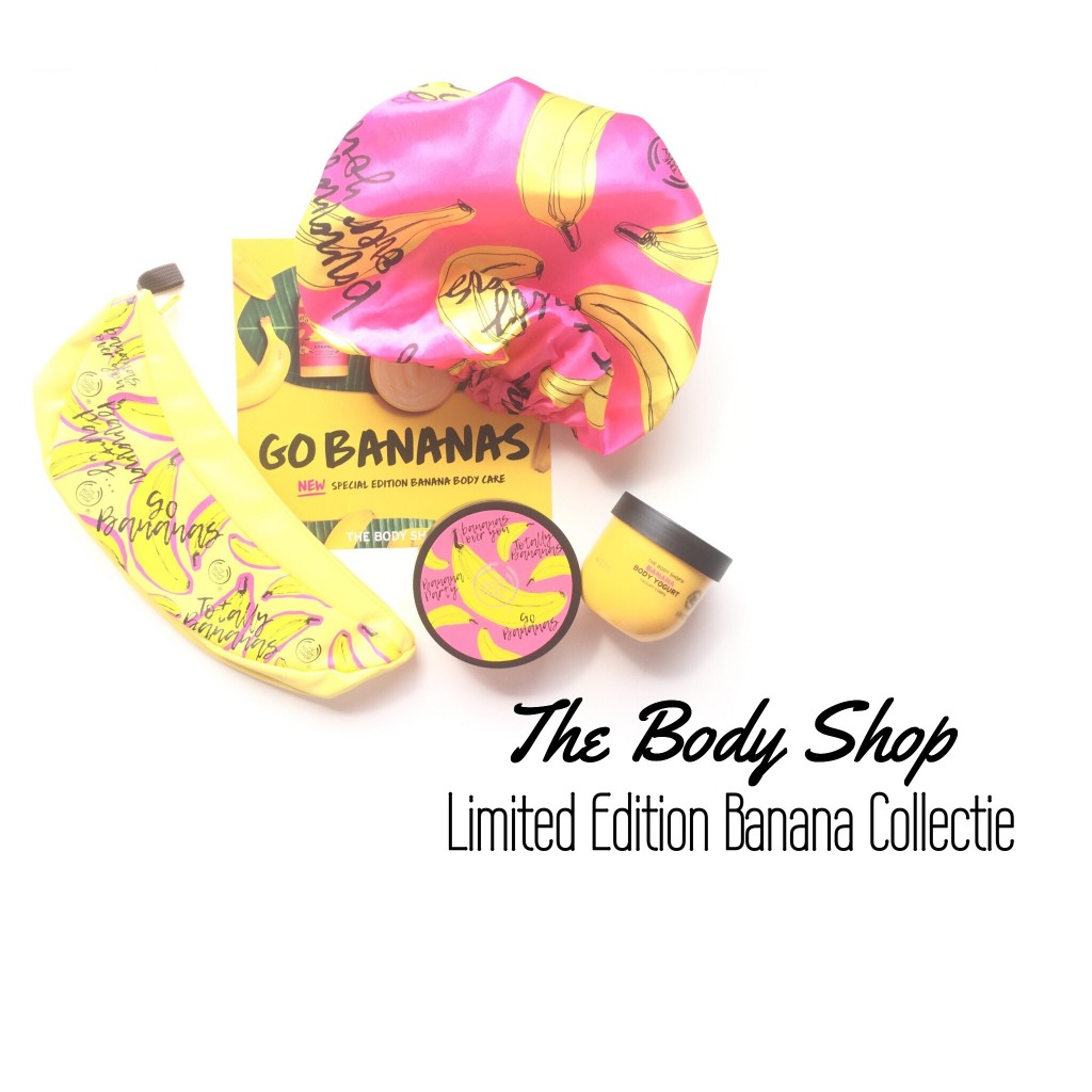 The Body Shop Limited Edition Banana Collectie