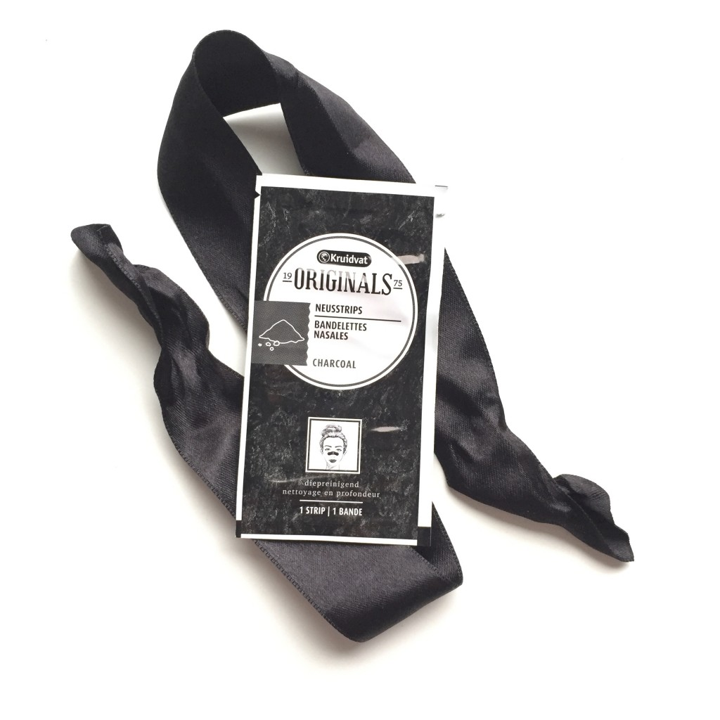 Kruidvat Originals Charcoal Neusstrips