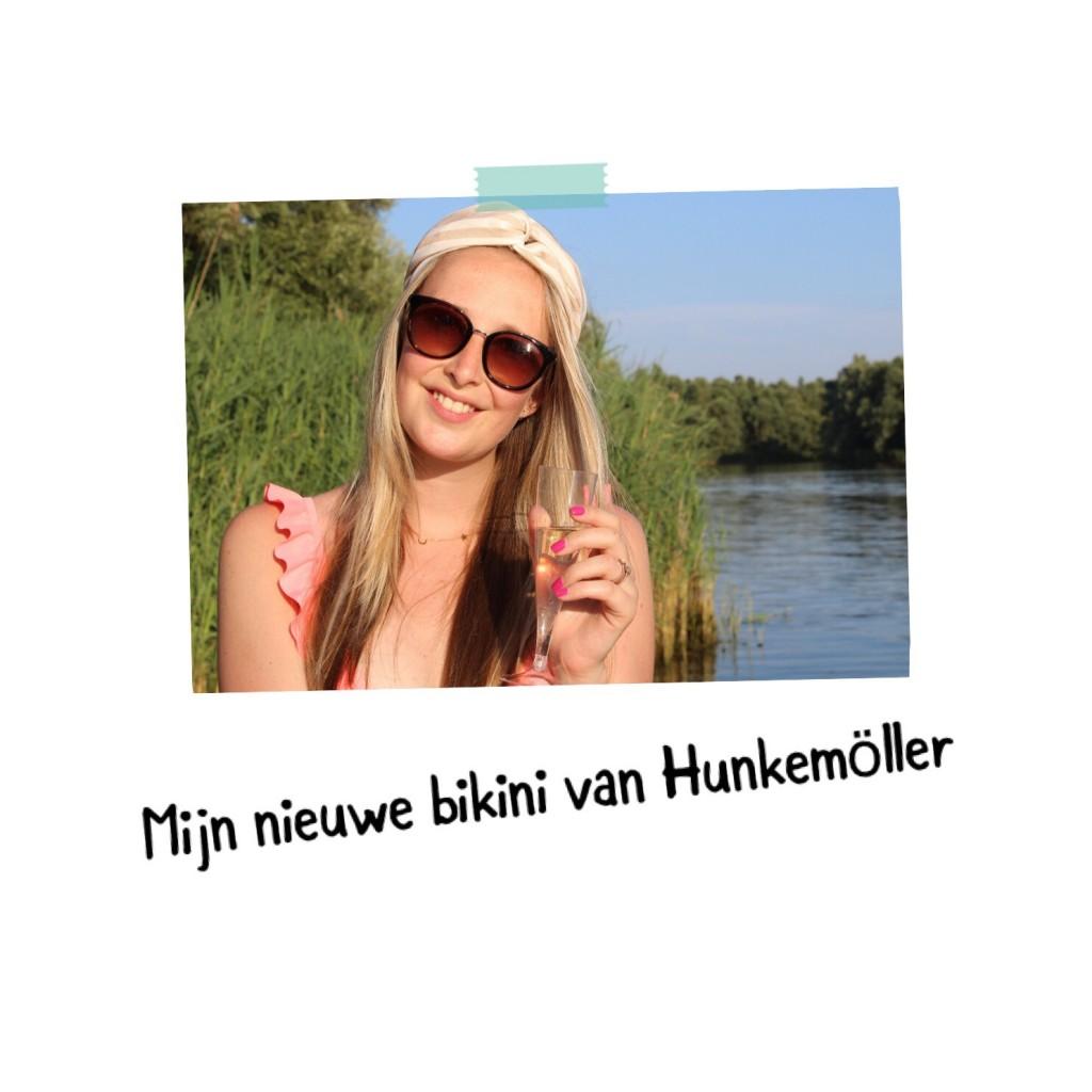 Mijn nieuwe bikini van Hunkemöller