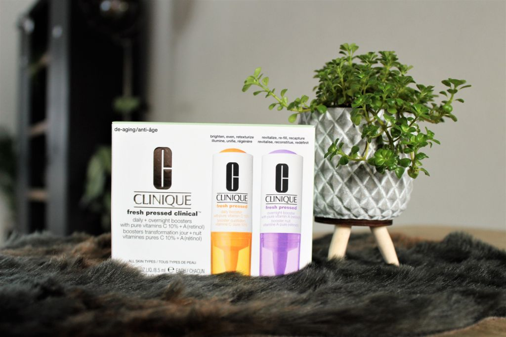 Clinique Fresh Pressed Clinical Anti-Aging System