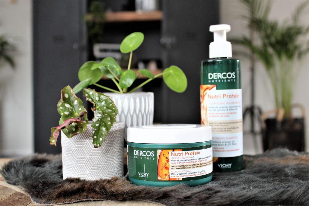 Vichy Dercos Nutrients Nutri Protein Lijn