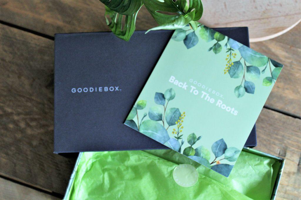 Goodiebox Unboxing Maart