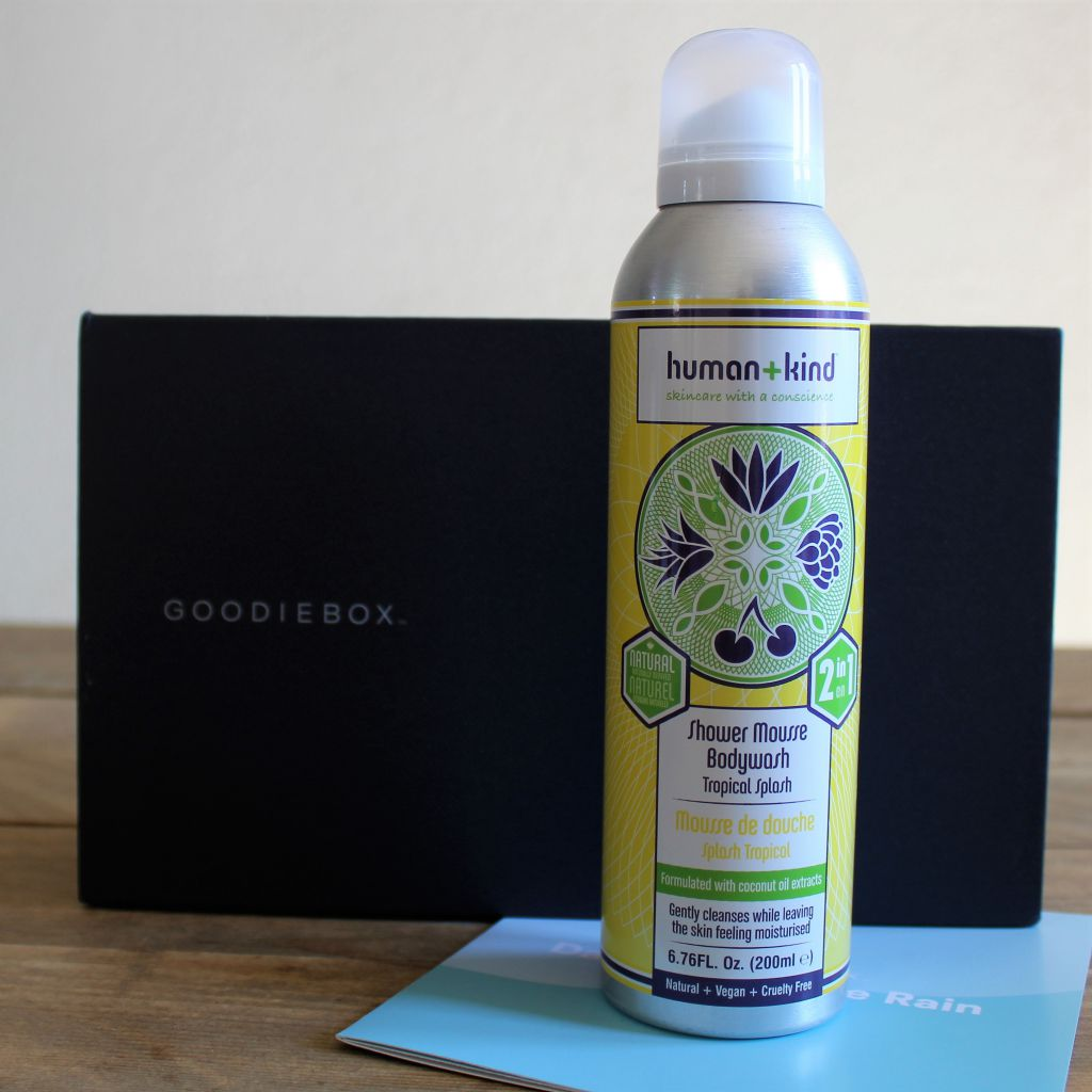 Goodiebox Unboxing April